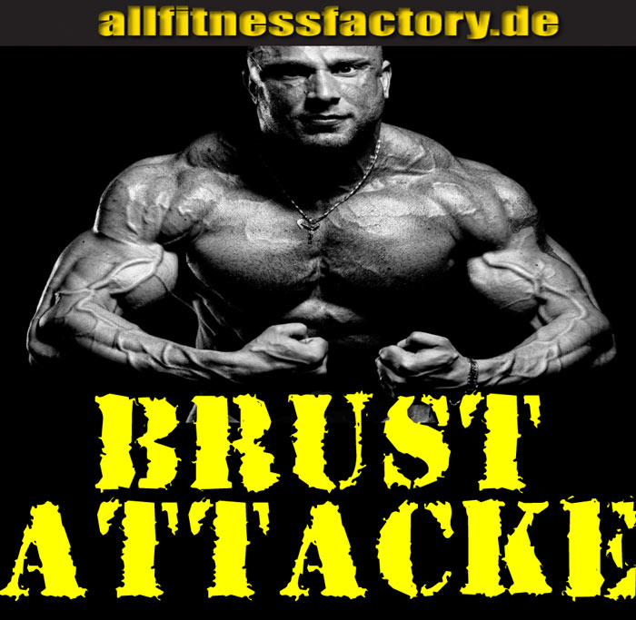 Brustmuskeltraining