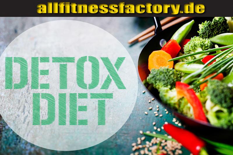 Detox Diät 1