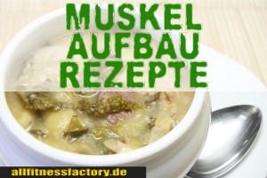 ErnährungsplanMuskelaufbau Rezepte