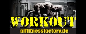 WORKOUT BANNER