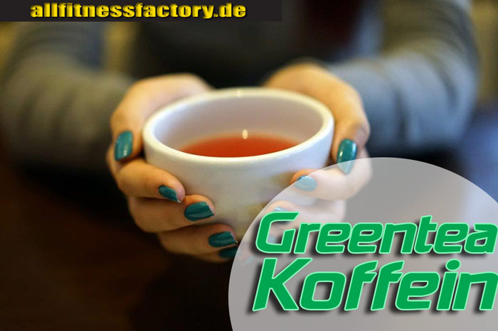 Grüner Tee Koffein Load