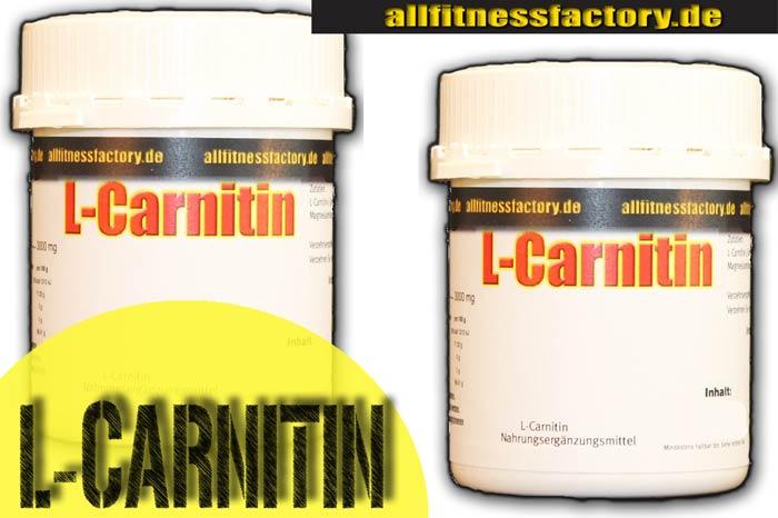 L-Carnitin Kapseln