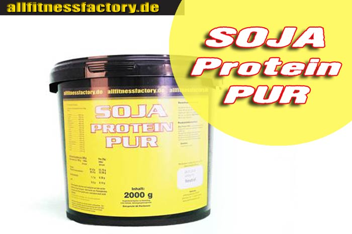 Sojaprotein Wasserextraktion