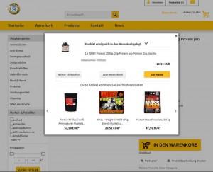 Whey Protein kaufen Onlineshop 2