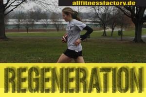 Übertraining und Regeneration