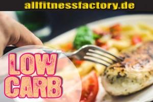 LOW Carb Diät Jetzt zuschlagen