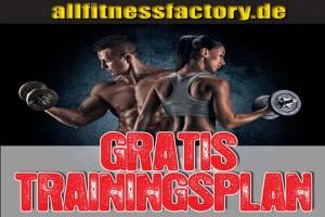 Trainingsplan kostenlos