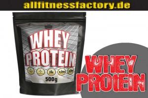 Whey Protein 500g Aktion