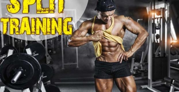 Split Training JETZT!