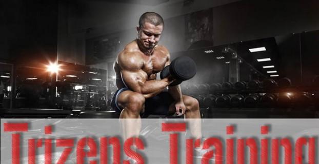 Trizeps Training JETZT