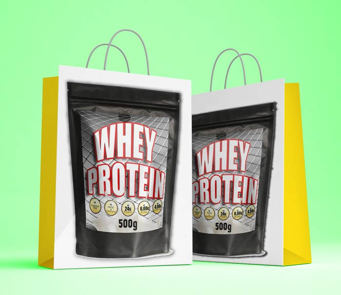 WHEY Protein neutral