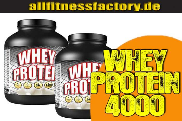 whey protein geschmack