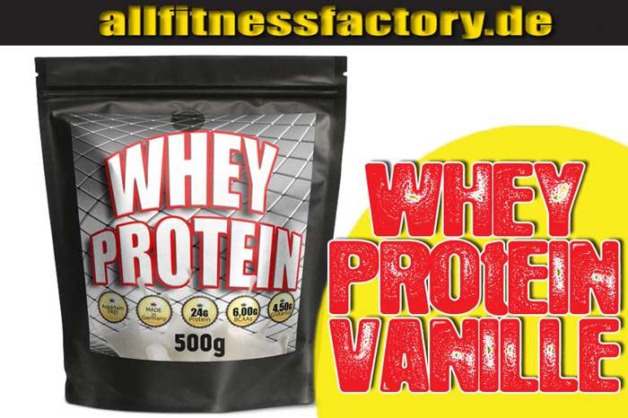 eiweiß whey protein