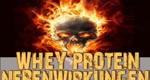 Whey Protein Nebenwirkungen NOW