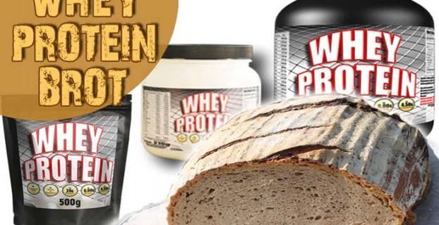 Whey Protein Brot jetzt