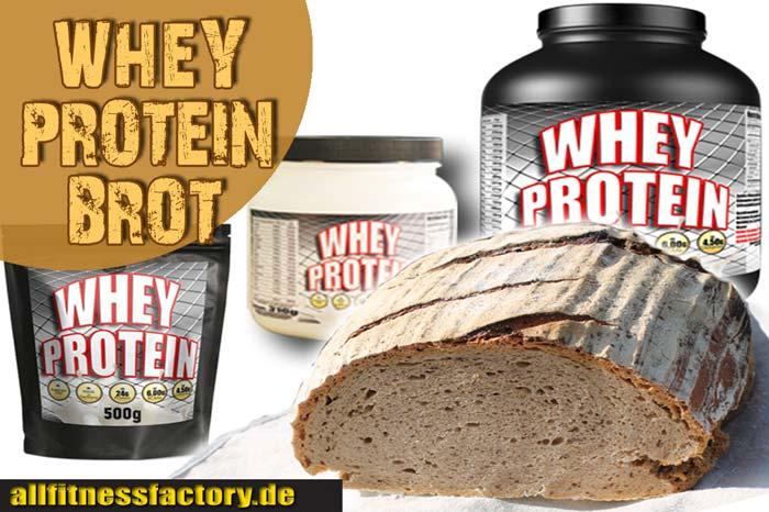 WheyProteinBrot