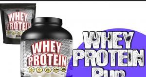 Whey Protein glutenfrei