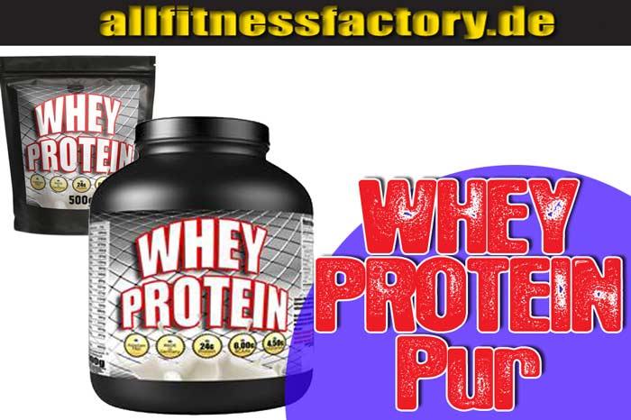 Whey Protein wann einnehmen