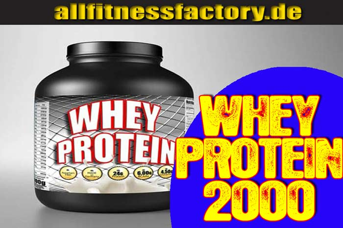 Wann Whey Protein einnehmen