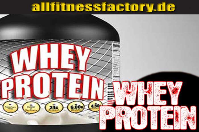 Test Whey Protein