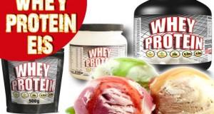 Whey Protein Eis JETZT