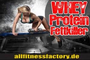 Whey Protein Frauen