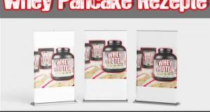Pancakes Whey Protein Rezept