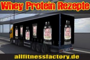 Whey Protein Rezepte