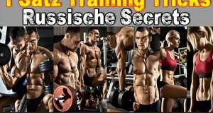 1 Satz Training