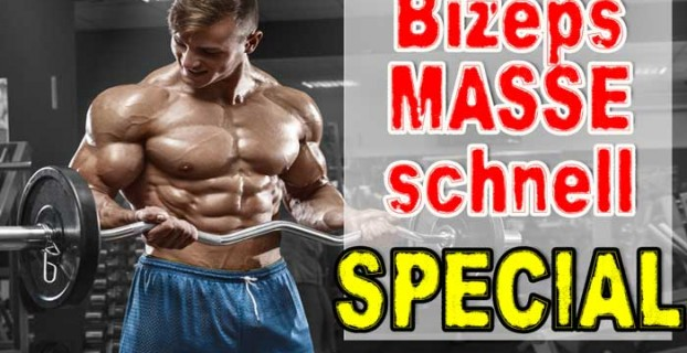 Bizeps Training wie oft