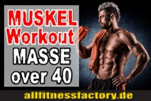 Muskel Workout