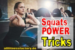 Squats Muskeln