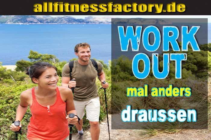 Workout draussen