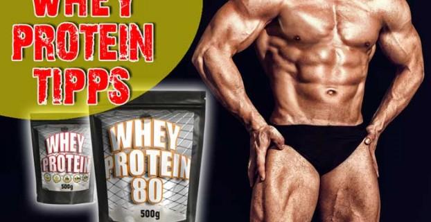 whey protein vor oder nach dem training