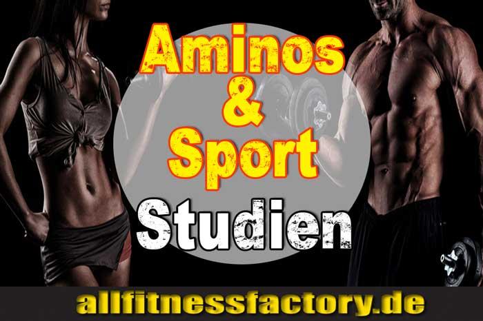 Aminosäuren Sport