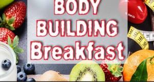 Bodybuilding Frühstück