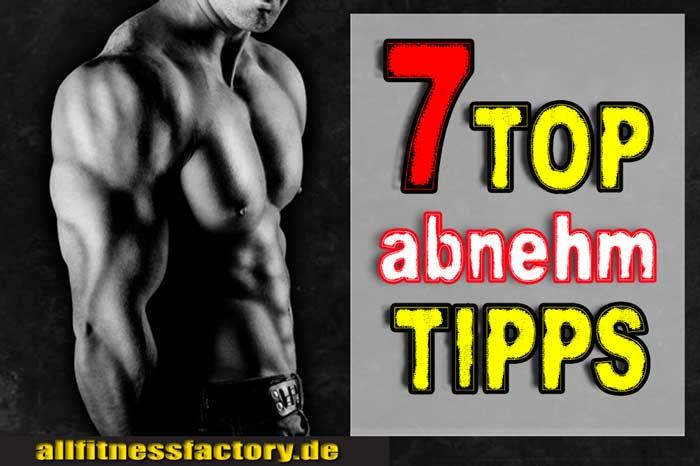 Bodybuilding abnehmen