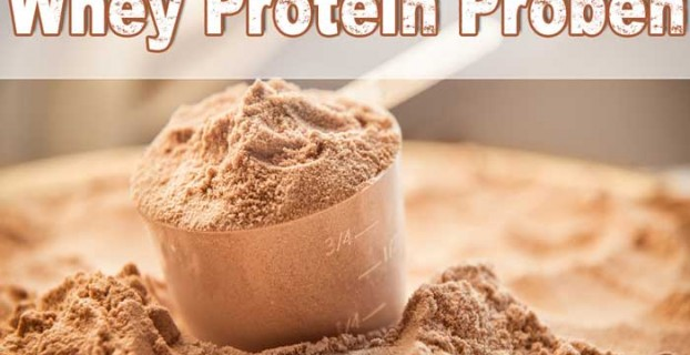 Whey Protein Proben