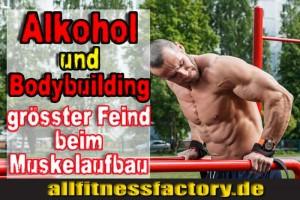 Alkohol Bodybuilding