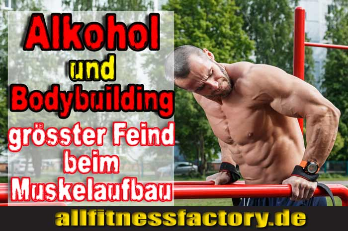 alkohol bodybuilding gr sster feind beim muskelaufbau. Black Bedroom Furniture Sets. Home Design Ideas