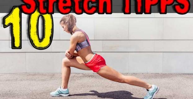 Dehnübungen Bodybuilding