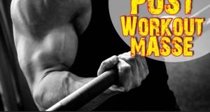 Post Workout Shake Zusammensetzung