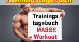 Trainingstagebuch Bodybuilding