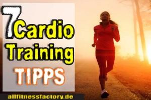 Cardio Workout Übungen