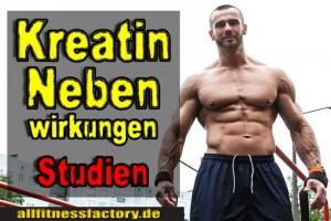 Kreatin Nebenwirkungen