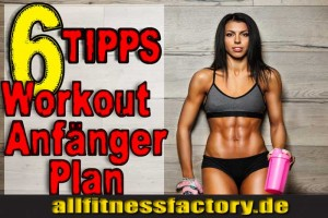 Trainingsplan Anfänger